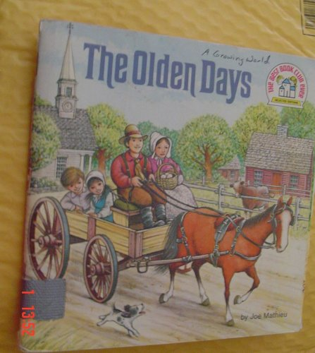 9780394840857: The Olden Days