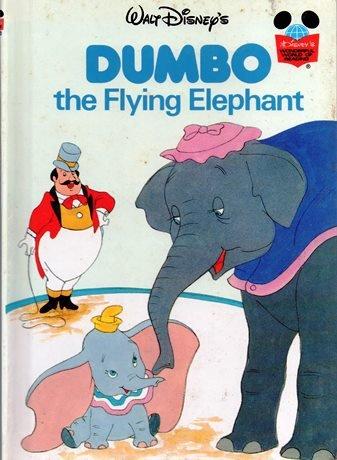 9780394840932: Dumbo the Flying Elephant (Disney's Wonderful World of Reading)