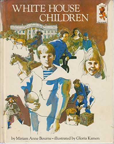 9780394840949: White House children (Step-up books)