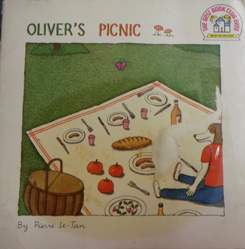 Oliver's Picnic; The Best Book Club Ever: Le-Tan, Perre,