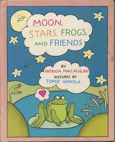 9780394841380: Moon, Stars, Frogs, and Friends