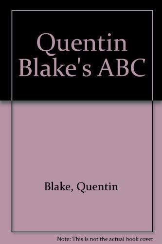 Quentin Blake's ABC (0394841492) by Blake, Quentin