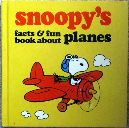 9780394841724: Snoopy's Fun and Fact Books: Planes