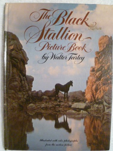 The Black Stallion Picture Book: Walter Farley