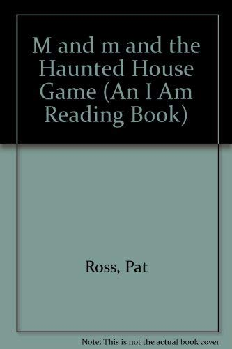 9780394841854: M&M& HAUNTED HOUSE GAME (An I Am Reading Book)