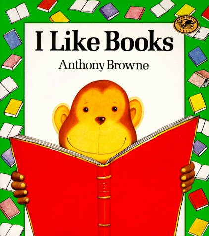 9780394841861: I Like Books