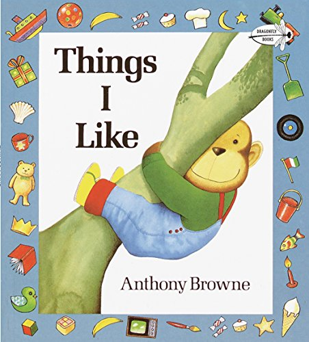 9780394841922: Things I Like (Read to a Child!: Level 2)