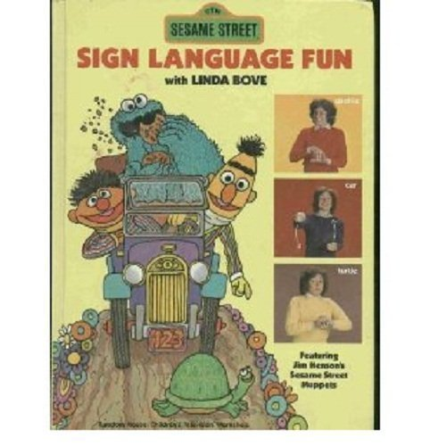 Sesame Street, Sign Language Fun (039484212X) by Sesame Street