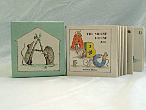 9780394842189: The Mouse House ABC