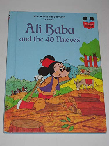 9780394842318: Ali Baba and the 40 Thieves (Disney's Wonderful World of Reading)