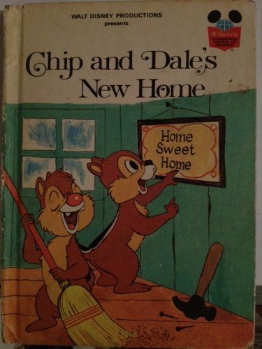 9780394842332: Walt Disney Productions Presents Chip and Dale's New Home