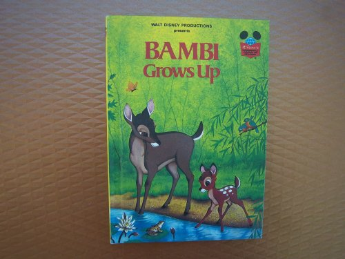 9780394842356: Bambi Grows Up
