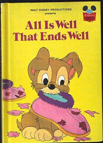 Walt Disney Productions presents All is well: Walt Disney