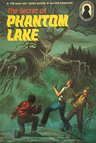 9780394842578: The Secret of Phantom Lake (Alfred Hitchcock and the three investigators series)