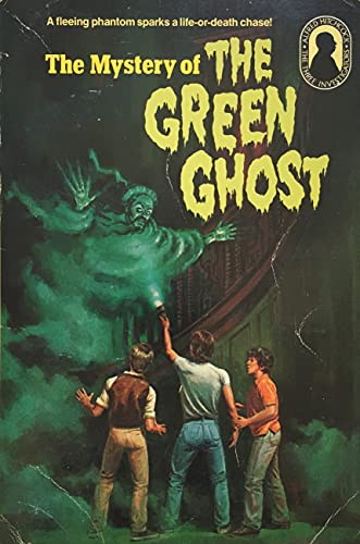 9780394842585: The Mystery of the Green Ghost