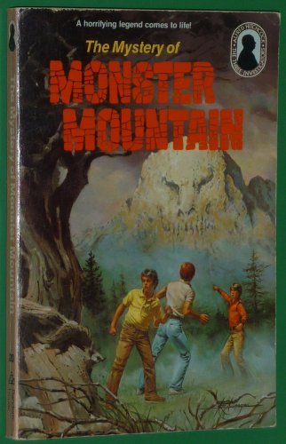 The Mystery of Monster Mountain (The Three Investigators No. 20): Hitchcock, Alfred