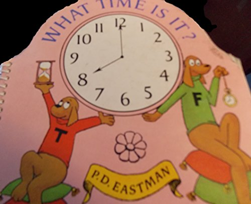 9780394842677: What Time is it?