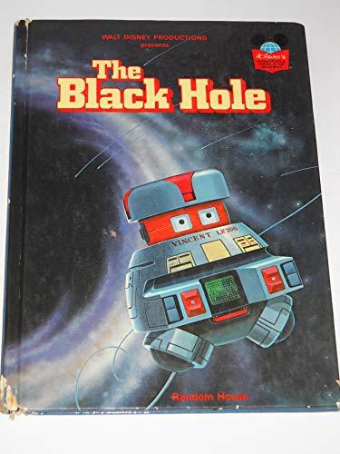 9780394842790: THE BLACK HOLE (Disney's wonderful world of reading)