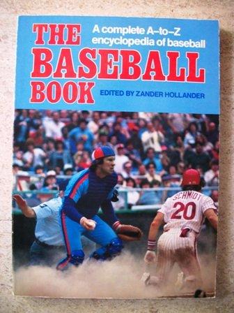 9780394842967: Title: The Baseball Book Complete A To Z Encyclopediac