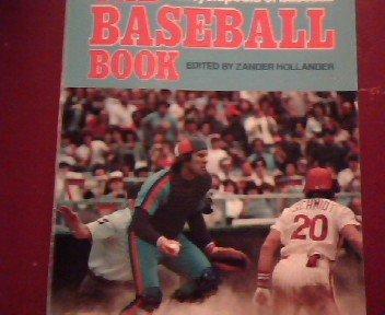 9780394842967: The Baseball Book - Complete A To Z Encyclopediac
