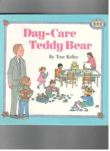 Day Care Teddy Bear: Kelley, True