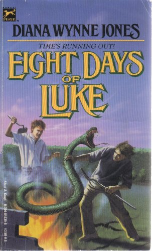 9780394843391: Eight Days of Luke