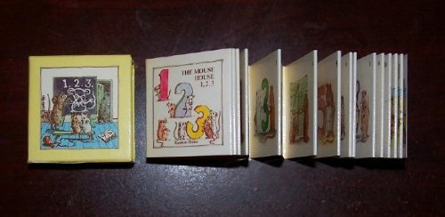 9780394843452: The Mouse House 1, 2, 3