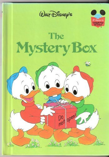 9780394843582: The Mystery Box (Disney's Wonderful World of Reading)