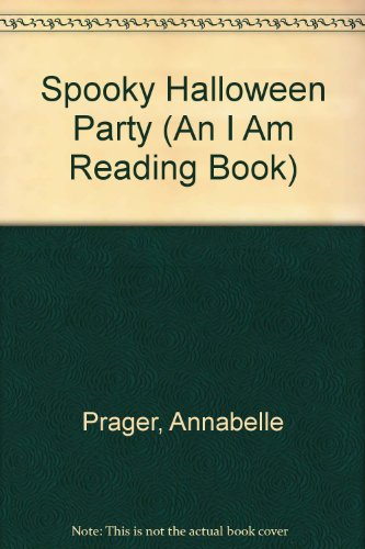 9780394843704: SPOOKY HALLOWEEN PARTY (An I Am Reading Book)