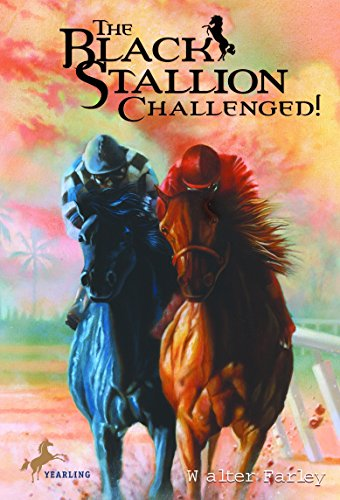 9780394843711: The Black Stallion Challenged!