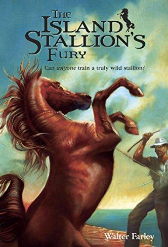 The Island Stallion's Fury (Black Stallion (Paperback))