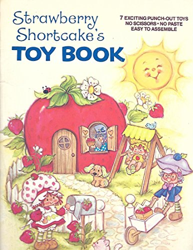 9780394844008: Strawberry Shortcakes Toy Book
