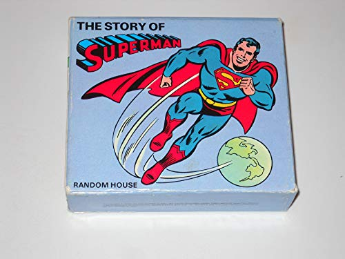 9780394844169: Story of Superman-Box Set of Four
