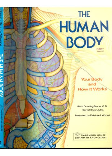 9780394844244: The Human Body (Random House Lib Knowledge(TM))