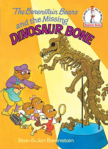 9780394844473: Berenstain Bears and the Missing Dinosaur Bone