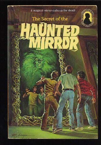 9780394844503: Alfred Hitchcock and the Three Investigators in: The Secret of the Haunted Mirror (The Three Investigators Series, No.21)