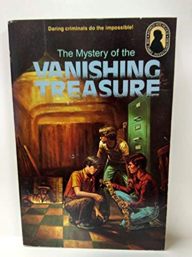 9780394844527: The Mystery of the Vanishing Treasure (Alfred Hitchcock and the Three Investigators Series #5)