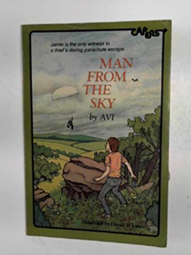 9780394844688: Man From the Sky (Capers)