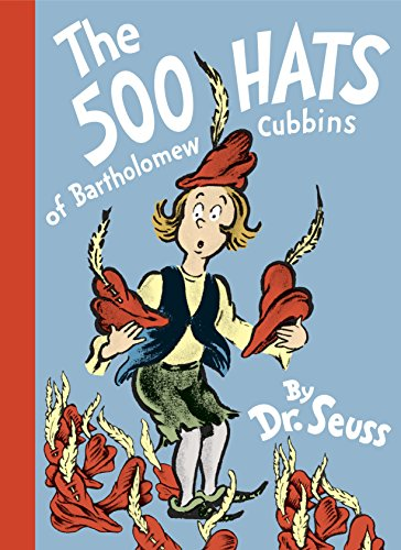 9780394844848: The 500 Hats of Bartholomew Cubbins (Classic Seuss)