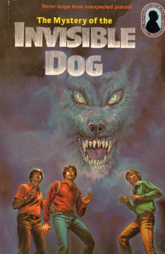 9780394844923: Alfred Hitchcock and the Three Investigators in The Mystery of the Invisible Dog