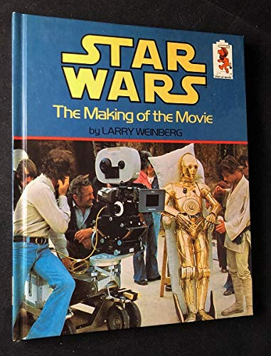 9780394844930: Star Wars: The Making of the Movie (Step-Up Books)