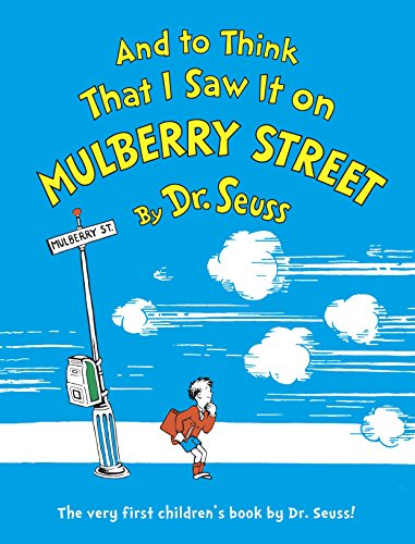 9780394844947: And to Think That I Saw It on Mulberry Street