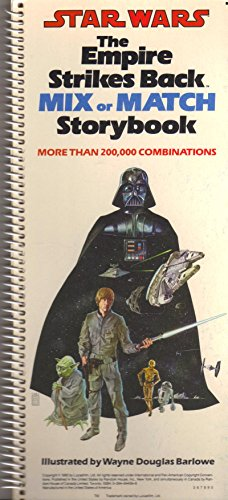 9780394844992: Empire Strikes Back: Mix or Match Story Book