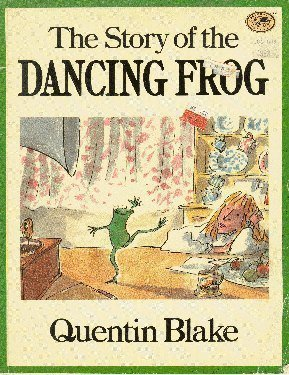 9780394845067: The Story of the Dancing Frog