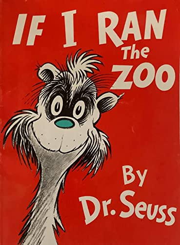 9780394845456: If I Ran the Zoo-Paper