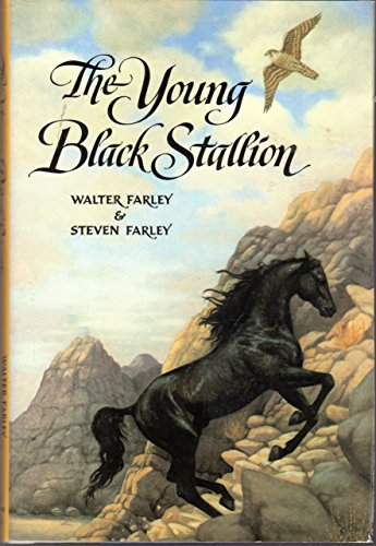 9780394845623: THE YOUNG BLACK STALLION (Black Stallion Series)