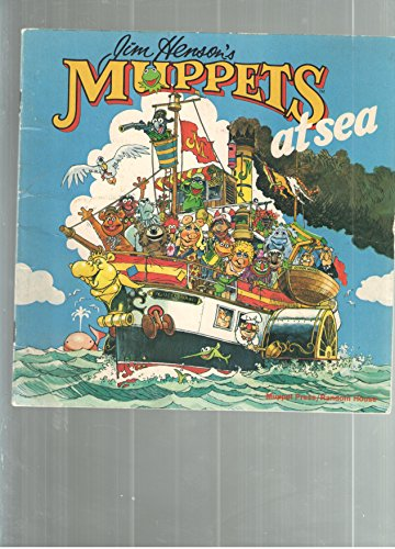 9780394845715: Muppets at Sea.