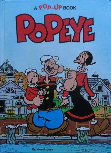 9780394845845: Popeye (A Pop-up book)