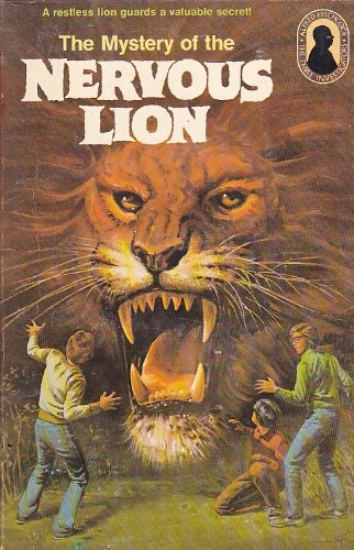 9780394846651: The Mystery of the Nervous Lion (Alfred Hitchcock and The Three Investigators)