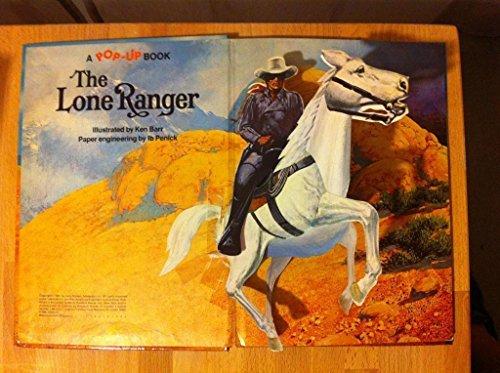 9780394846910: THE LONE RANGER: POP-UP (A Pop-up book)